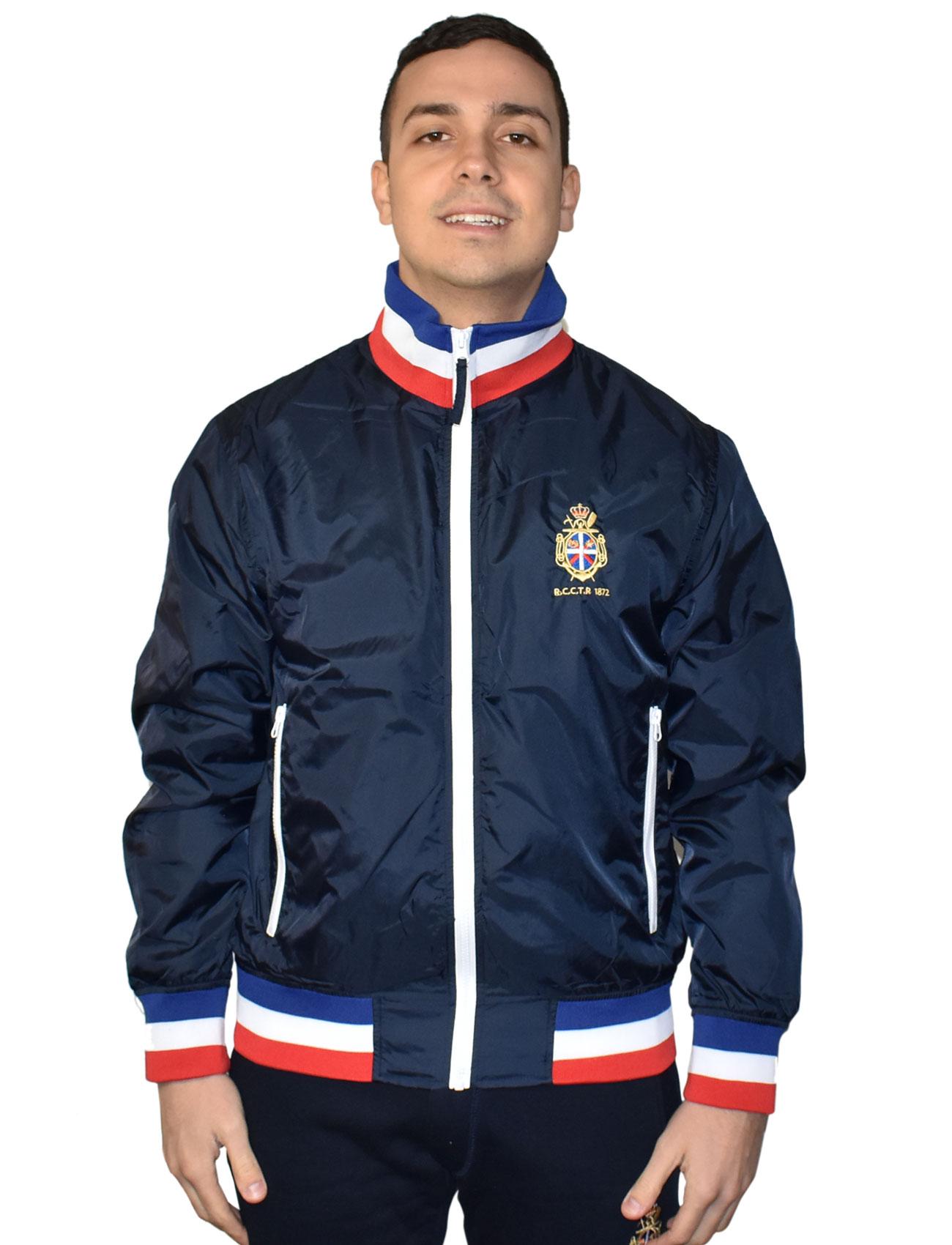 Da Hobby Sport Roma giacca microfibra foderata Reale Circolo Canottieri Tevere Remo
