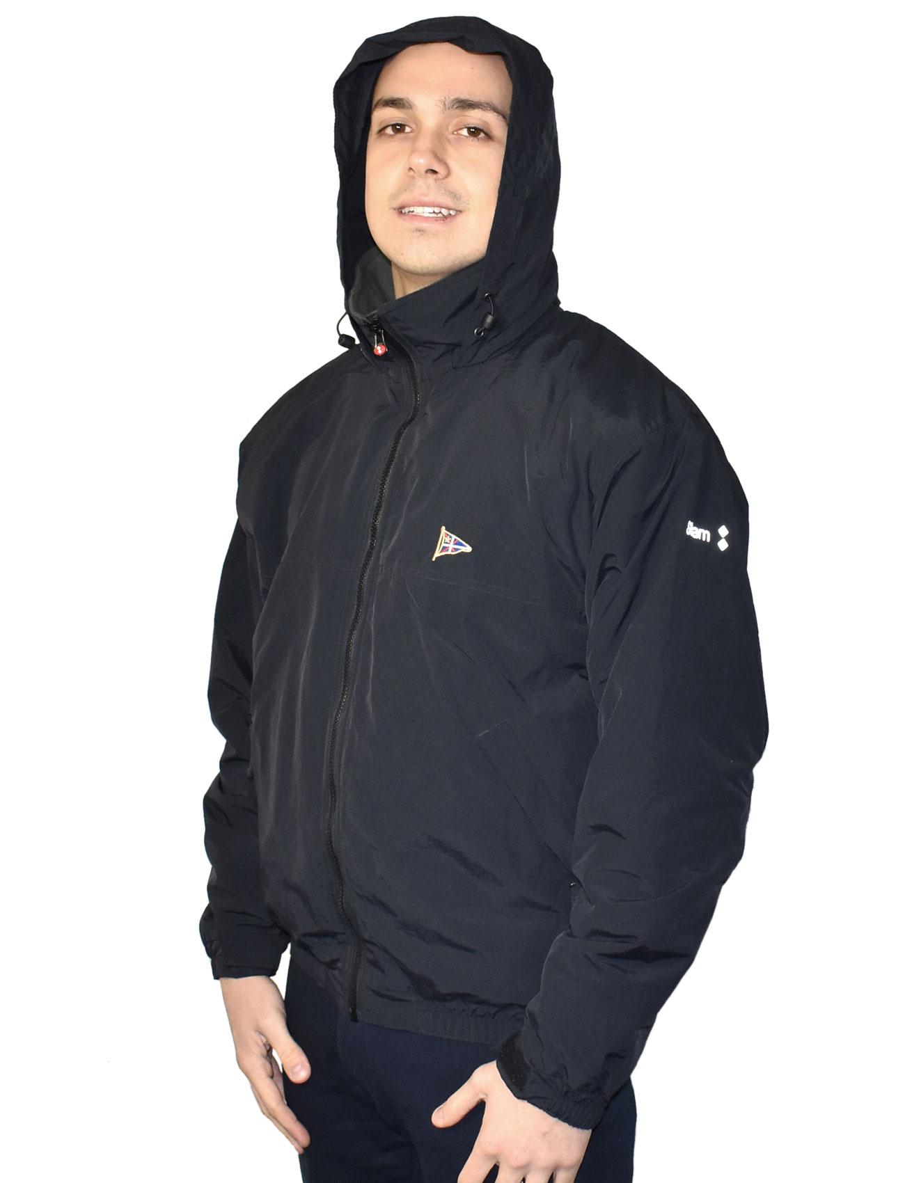 Da Hobby Sport Roma giacca microfibra pile interno Reale Circolo Canottieri Tevere Remo