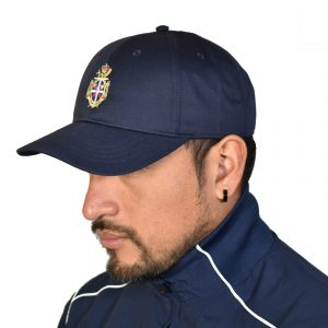 Da Hobby Sport Roma Berretto cotone blu Reale Circolo Canottieri Tevere Remo