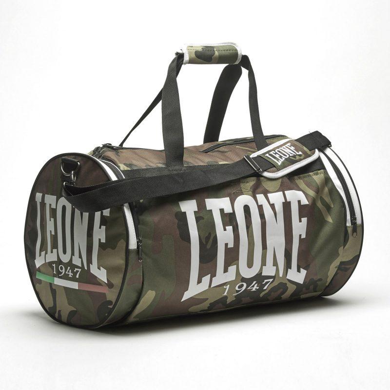 Da Hobby Sport Roma borsone Camouflage sportivo mimetico unisex Leone
