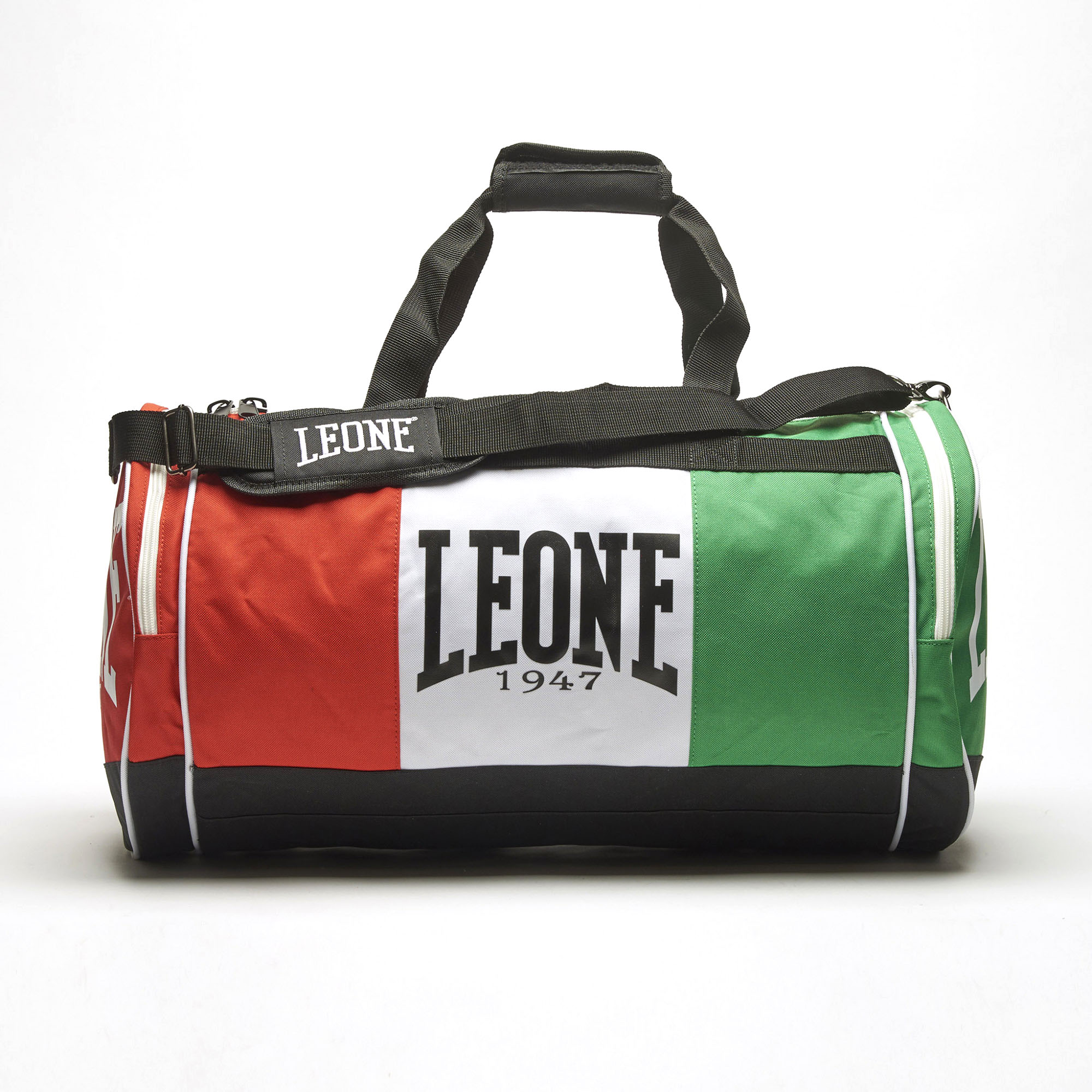 Da Hobby Sport Roma borsone da palestra unisex Leone