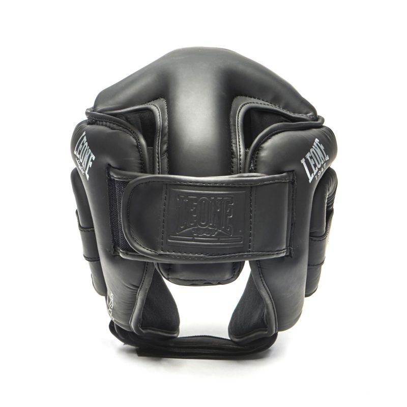 Da Hobby Sport Roma Casco da Boxe Black Edition 2.0 LEONE