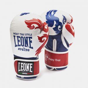 Da Hobby Sport Roma Guantoni da boxe Leone Muay Thay bianco