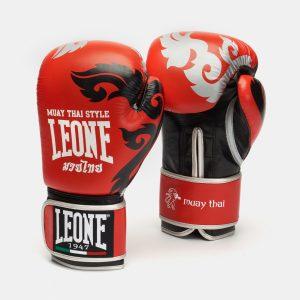 Da Hobby Sport Roma Guantoni da boxe Leone Muay Thay rosso