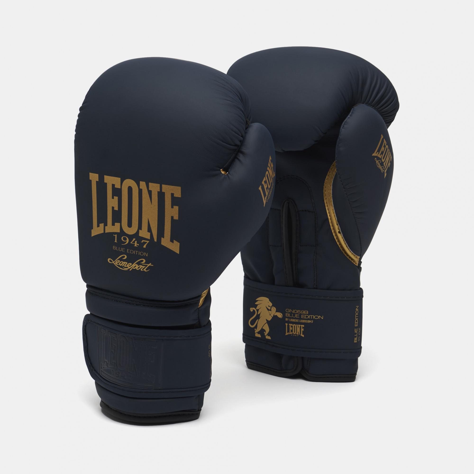 Da Hobby Sport Roma Guantoni da boxe Leone Blue Edition