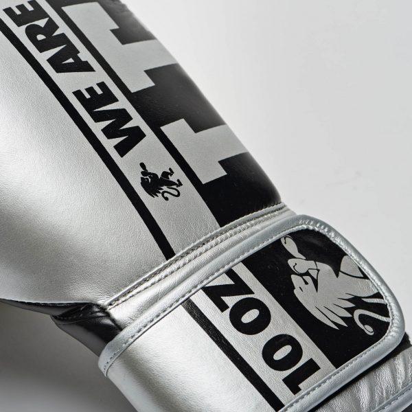 Da Hobby Sport Roma Guantoni da boxe Nexplosion Nero e Argento