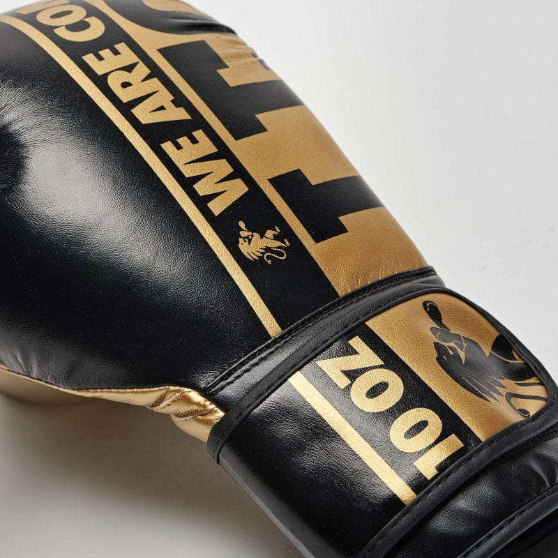 Da Hobby Sport Roma Guantoni da boxe Nexplosion Nero e Oro