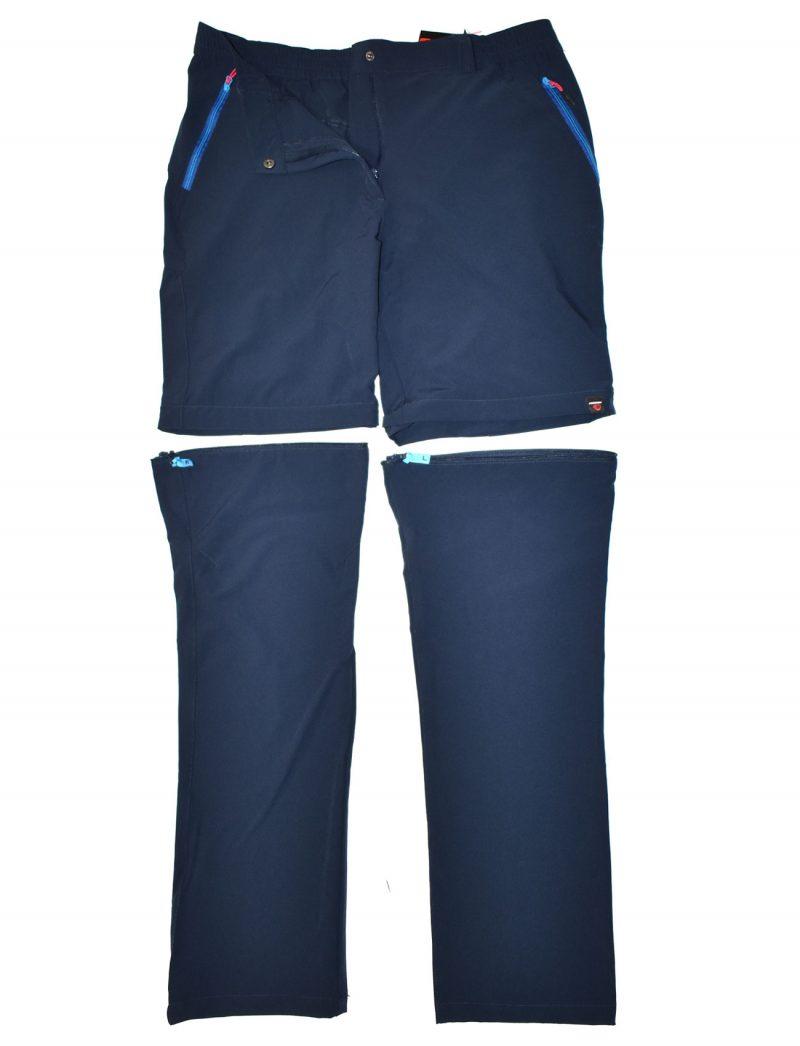 Pantalone microfibra trekking high teck Nordsen