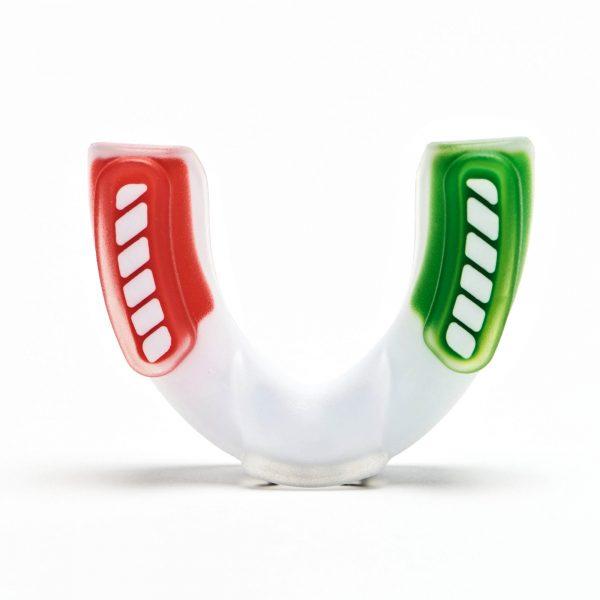 Da Hobby Sport Roma Paradenti per la boxe Top Guard tricolore, LEONE