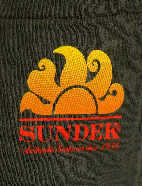 Da Hobby Sport Sundek-T-Shirt Verde
