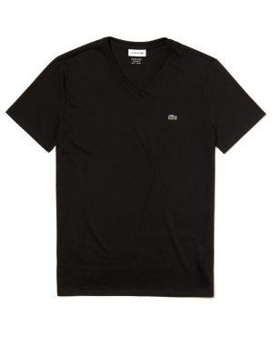Da Hobby Sport LaCoste T-shirt TH6710 Nero