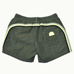 Da Hobby Sport Costume bermuda corto Sundek - Verde