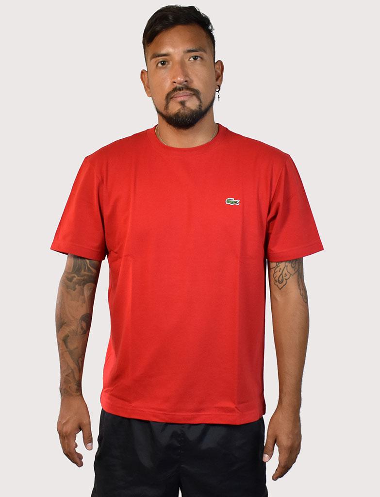 Da Hobby Sport T-shirt Lacoste 7418