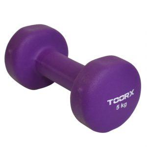 Da Hobby Sport manubrio Toorx in neoprene da 5 Kg